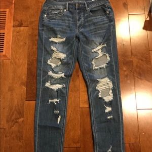 NWT american eagle tomboy jeans